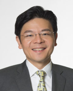 Lawrence Wong, Singapore's National Development Minister