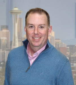 Ben Wood, General Manager, Seattle Global Solution Centre