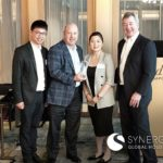 "Synergy Global Housing Wins ""Best Partnership"" Award for Asia-Pacific Team"