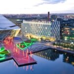 The Dublin Docklands: A Global Hub with a Colourful History