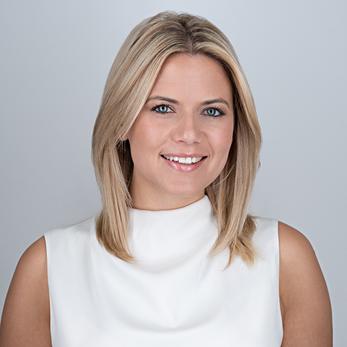 Headshot, Jessica Land, Synergy's Newest Business Development Manager.