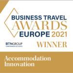 Synergy Global Housing Wins BTA Europe's 2021 Accommodation Innovation Award